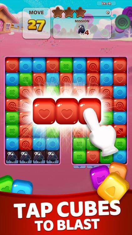 Jelly Pop Blast screenshot-4