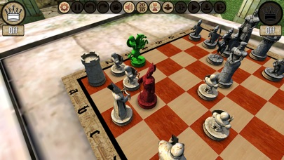 Screenshots for Warrior Chess HD