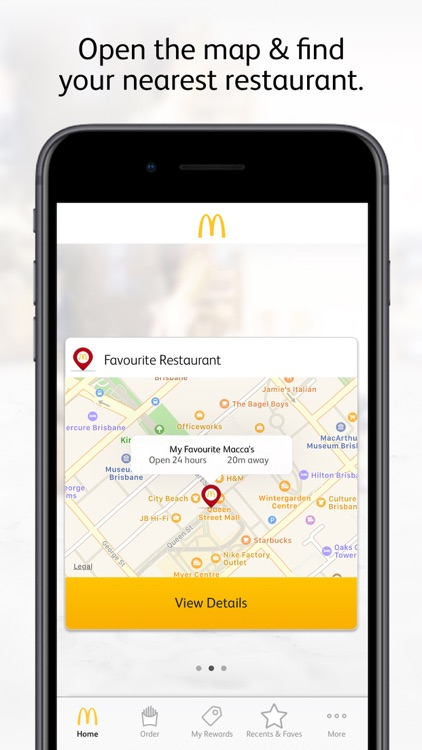 mymacca's Ordering & Offers screenshot-4
