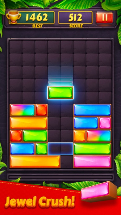 Jewel Blast - Block Drop Puzzl Screenshot 3