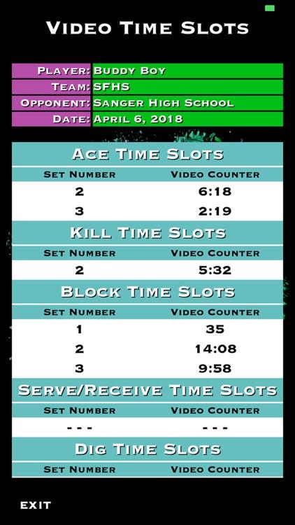 Volleyball Recruiting Helper screenshot-4