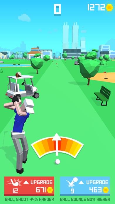 MaxiGolf Screenshot 1