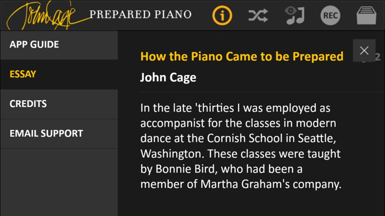 John Cage Piano screenshot-1