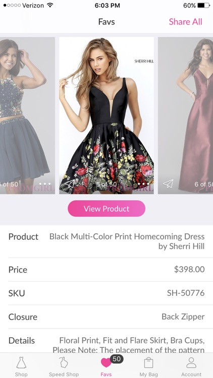 PromGirl Shop screenshot-2