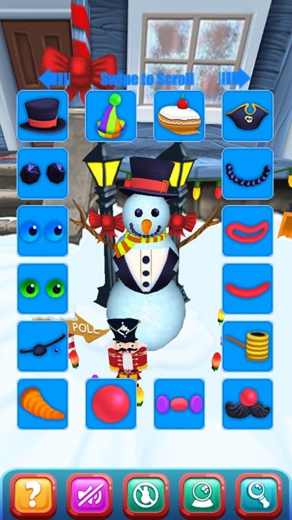 Snowman 3D screenshot-3