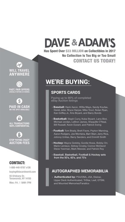 Beckett Sports Card Monthly screenshot-3