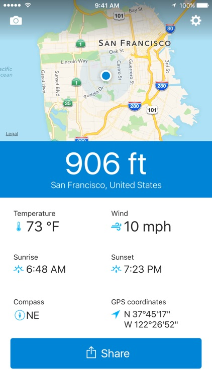 Runtastic Altimeter GPS PRO