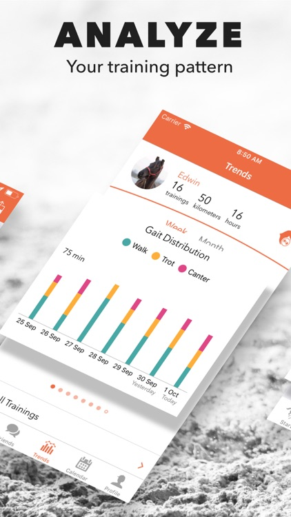 Equilab Equestrian Tracker screenshot-3
