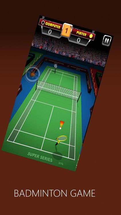 Badminton Smash Champion