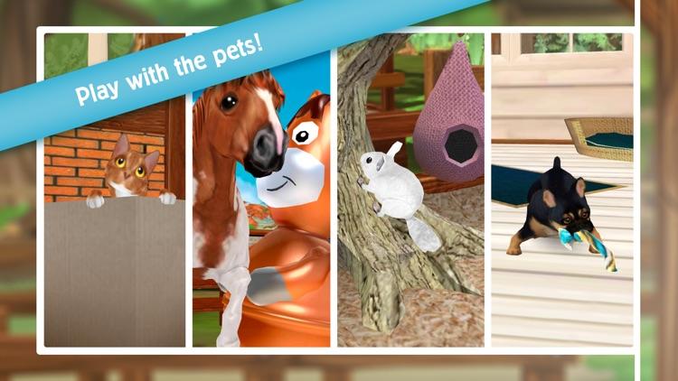 Pet Hotel - My animal pension screenshot-3