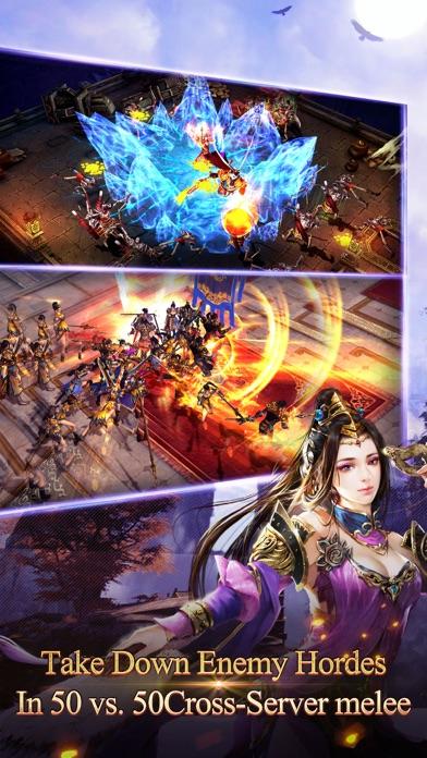 Chaos Legends Screenshot 2
