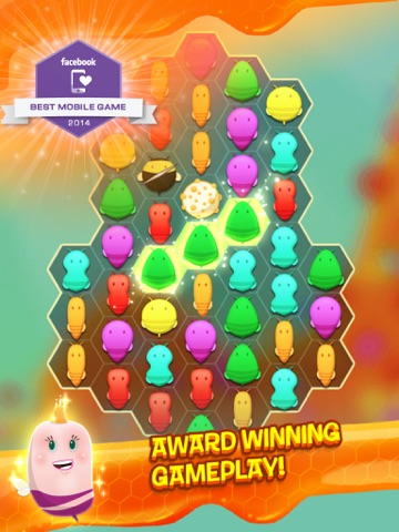 Screenshot of Disco Bees