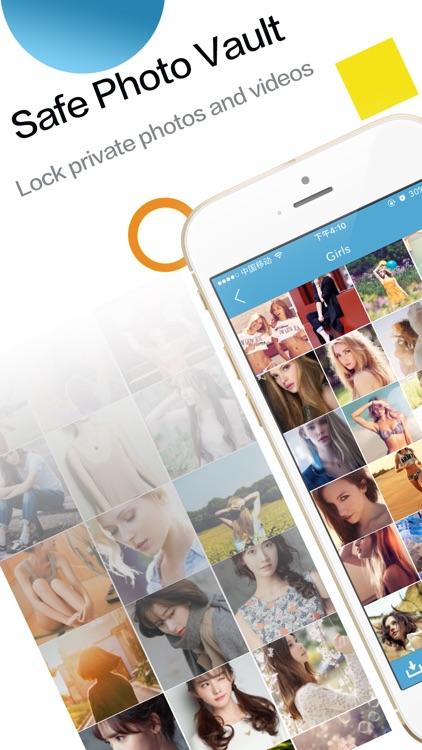 iAlbum - Private Photos Vault Safe Apps