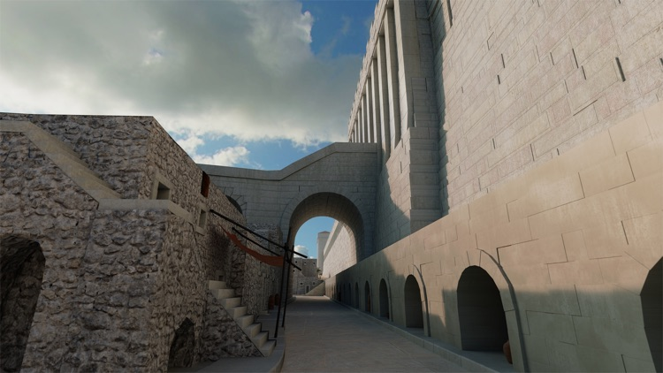 Ancient Jerusalem in VR screenshot-2