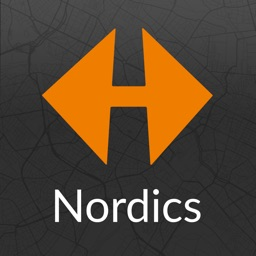 NAVIGON Nordics Apple Watch App