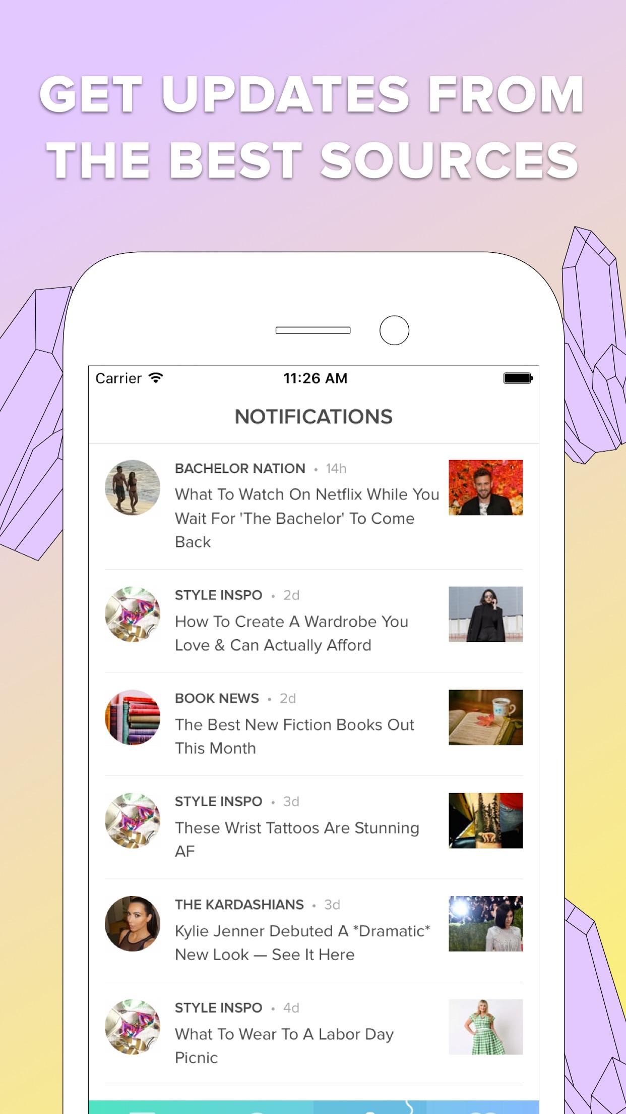 Bustle Screenshot