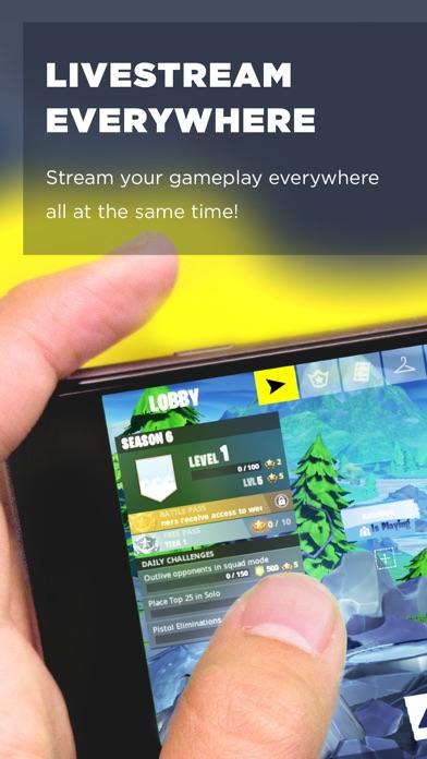 Mobcrush: Livestream Games - AppRecs