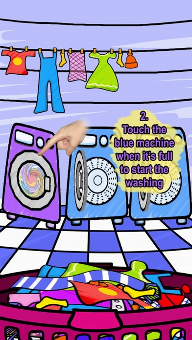 Wash Machine screenshot three