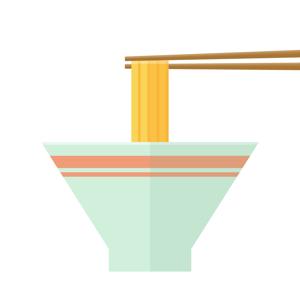 The Noodle - Games app