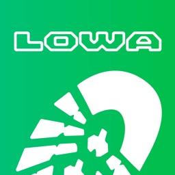 LOWA FOOTPRINTS