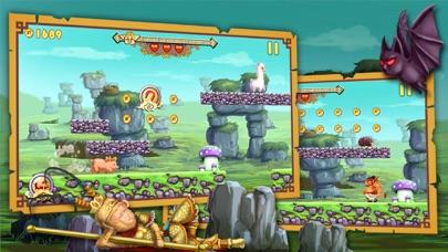 Kungfu Pigsy - endless runner screenshot three