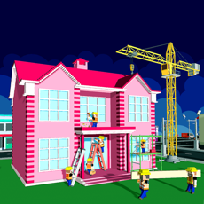 Activities of Pink Girl House Construction