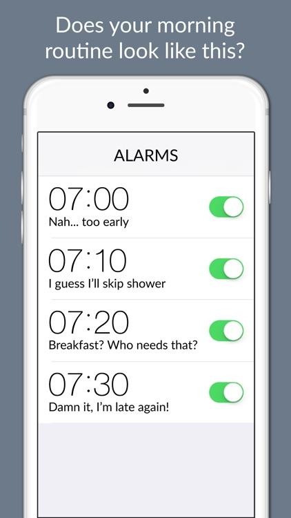 Kiwake Alarm Clock