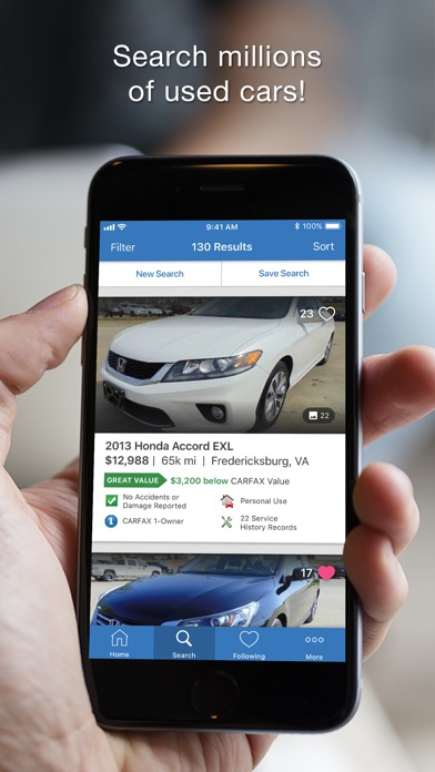 Download CARFAX Find Used Cars for Sale for Pc