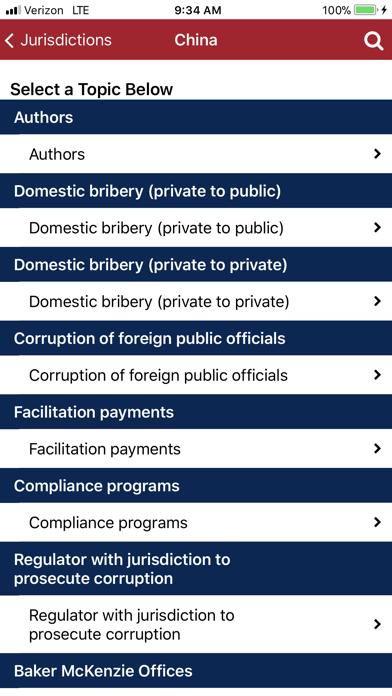 Global Anti-Bribery Laws screenshot four