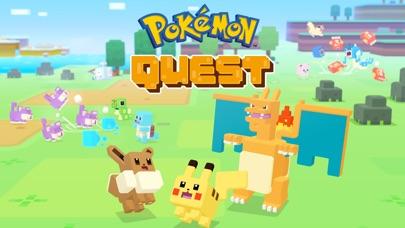 Screenshot 1 Pokémon Quest