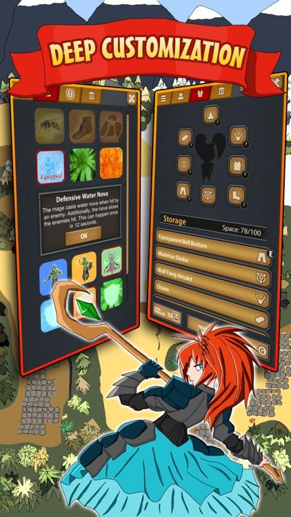 Legends of Magic Mobile
