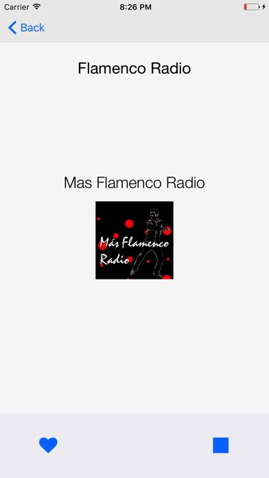 Radio FlamencoCaptura de pantalla de3