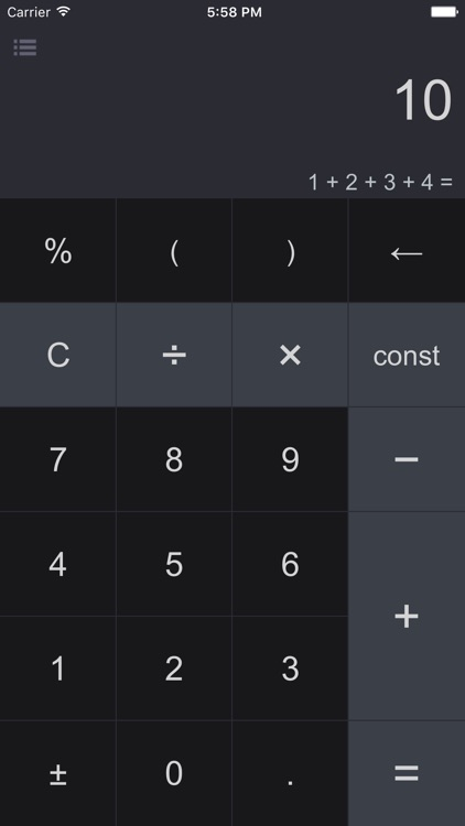 CalcBox - Smart Calculator