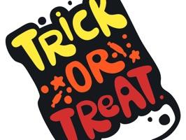 Happy Halloween Trick-or-treat