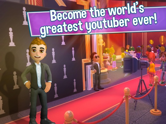 Youtubers Life: Gaming Channel Screenshots