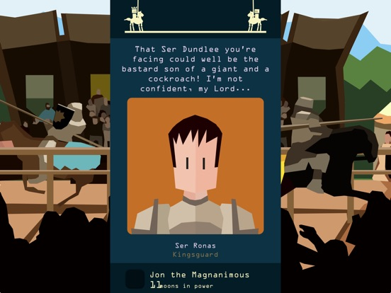 Reigns: Game of Thrones screenshot #9