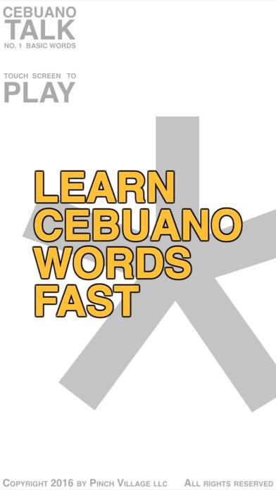 Cebuano Talk screenshot1