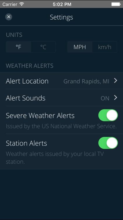 WZZM 13 Weather screenshot-4