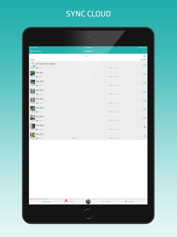 MyMedia - File Manager & Vault-ipad-0