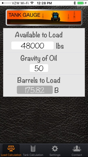 Oil Tank Gauge On The App Store