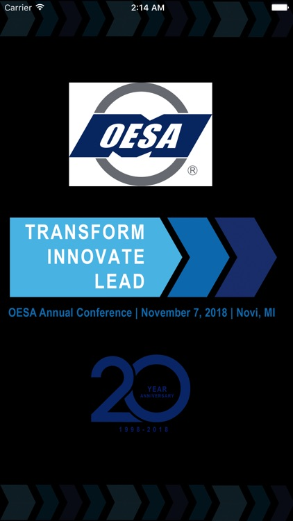 OESA Conference App by Motor & Equipment Manufacturers Association
