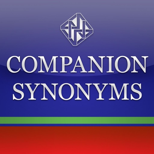 Companion Synonyms | Apps | 148Apps