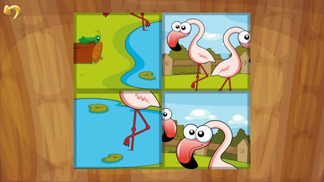 Birds Games: Puzzles for Kids Screenshot