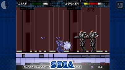 ESWAT City Under Siege Classic screenshot 3