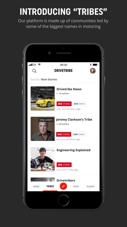 DriveTribe screenshot-1