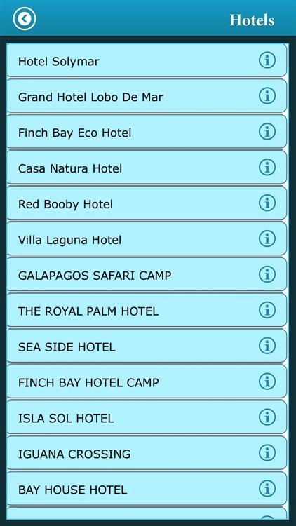 Galapagos Island - Guide screenshot-3