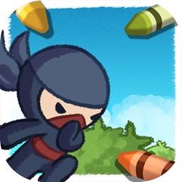 Ninja Kid Trap