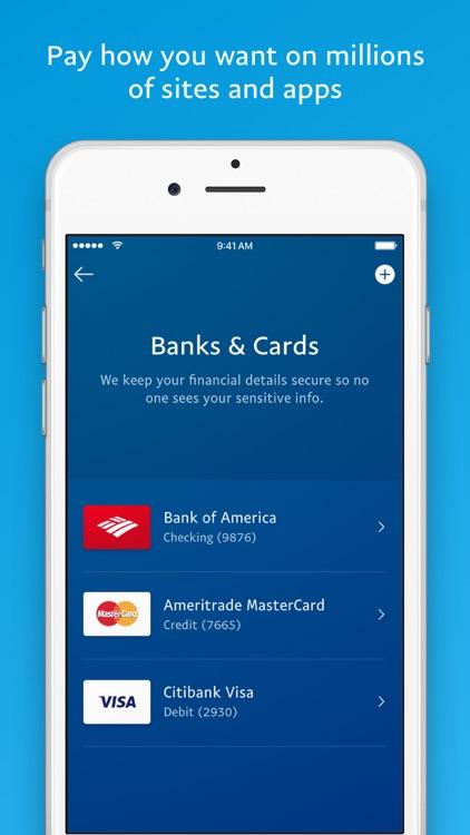 PayPal: Mobile Cash screenshot-3