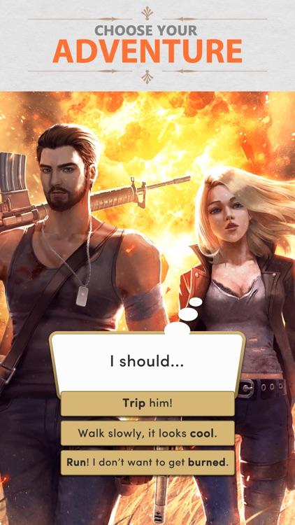 Chapters: Interactive Stories screenshot-6