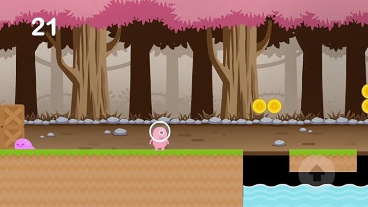 Alien Runner! screenshot-3